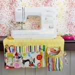 Sewing Machine Apron Pattern