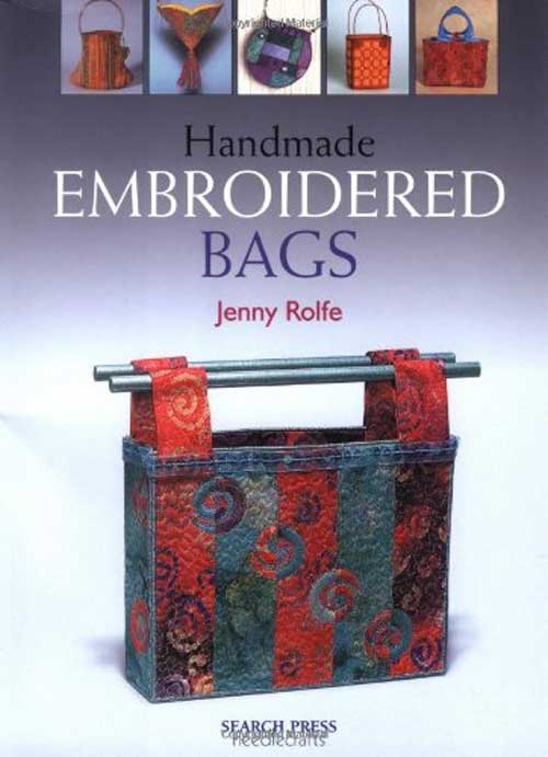 Handmade Embroidered Bag