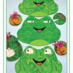 Freddy's Pad Place Mats Sewing Pattern